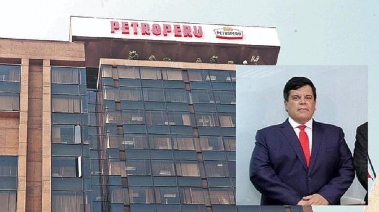 """Carlos Paredes: """"Decir que en Petroperú no hay corrupción es mentir"""""""