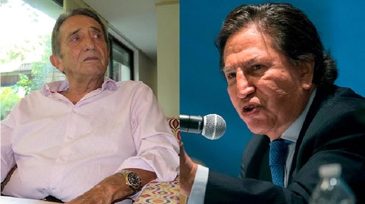 """Alejandro Toledo antes de su detención: """"Josef Maiman me mintió y traicionó nuestra amistad"""""""
