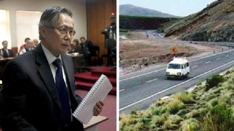 Obra ejecutada en Gobierno de Fujimori aparece en servidores de Caja 2 de Odebrecht