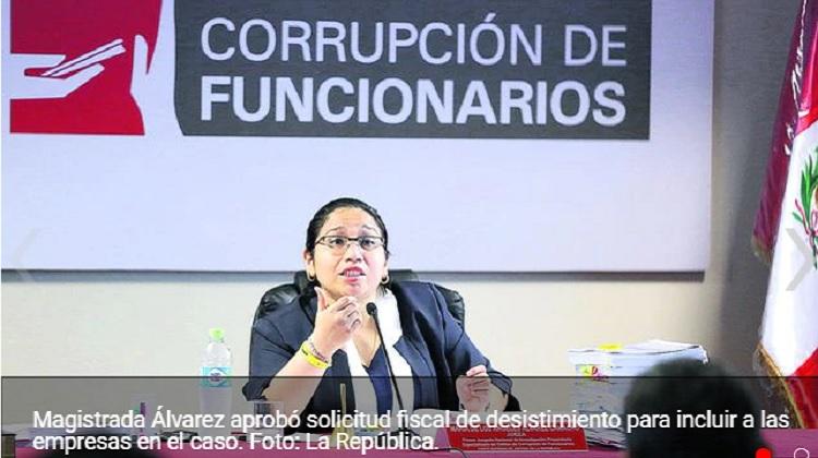 Club de la Construcción: OAS y Cosapi se sometieron a proceso de colaboración eficaz