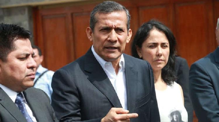 Ollanta Humala autorizó a operador del 'Club de la construcción', según colaborador eficaz