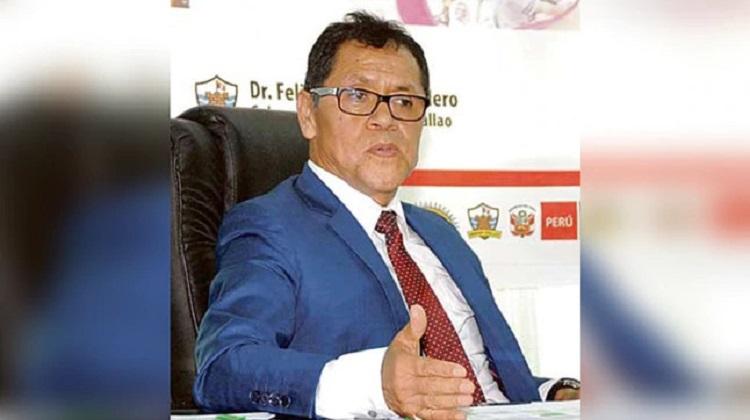 La Libertad: capturan a exgerente de exgobernador de región Callao Félix Moreno