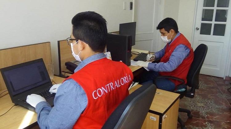 Contraloría emitió y publicó más de 3,600 informes de control en el marco de la Emergencia Sanitaria por COVID-19
