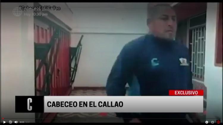 Callao: Detectan irregularidades en contratación de exfutbolistas por parte del Gobierno Regional (Video)
