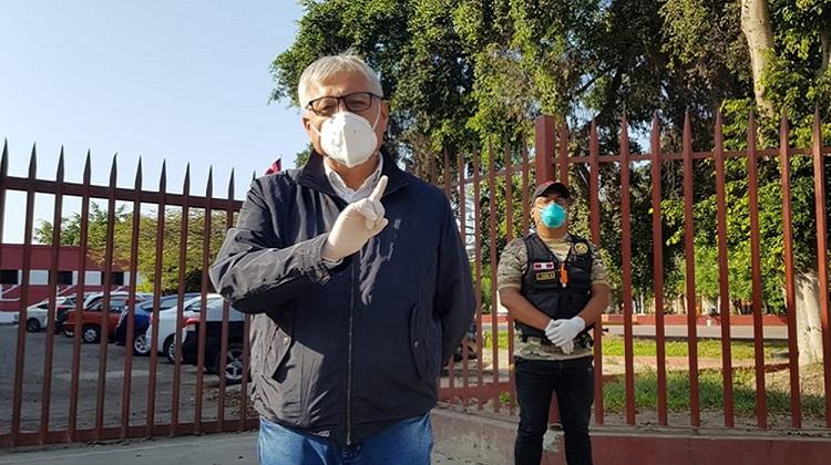 PJ dicta prisión suspendida contra alcalde de El Agustino, Víctor Salcedo Ríos