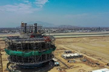 Obras de ampliación de Aeropuerto Internacional Jorge Chávez registran avance de 20.7 %