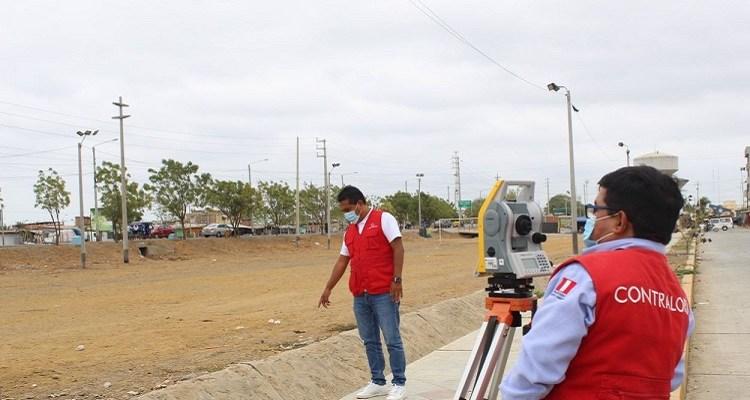 Tumbes: Contraloría detecta pago por trabajos no ejecutados en obra vial