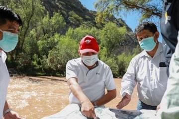 Ayacucho anuncia construcción de anillo vial para agilizar el tránsito a Huanta