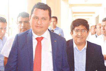 Fiscalía debe intervenir en caso de gerente del PECHP