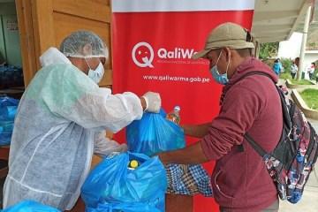 Qali Warma entregó 78,000 toneladas de alimentos para escolares entre marzo y julio