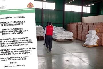 Chimbote: beneficiarios del Vaso de Leche llevan dos meses y medio desabastecidos