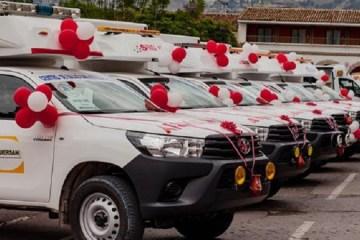 Contraloría advierte presuntas anomalías en compra de ambulancias en el Gobierno Regional de Ayacucho