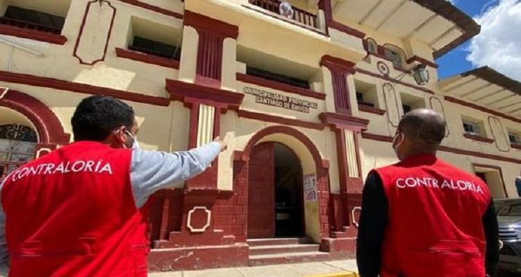 Contraloría detecta compra irregular de combustible en Municipalidad de Santiago de Chuco