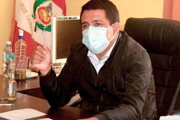 Chiclayo: investigan a alcalde de JLO y nueve personas por presunto cohecho y colusión