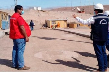Detectan desvío de 1'700,000 soles de proyecto de agua en Locumba