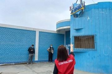 Epsel no aplicó penalidad en inconclusa obra de emisores de Chiclayo