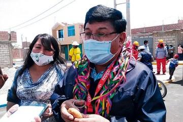 Fiscalía inicia investigación contra alcalde de Tacna, Julio Medina
