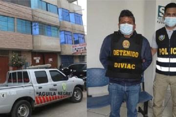 La Libertad: Detienen a alcalde y allanan 19 inmuebles