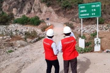 La Mar: Más de 100 mil soles en irregularidades en construcción de puente