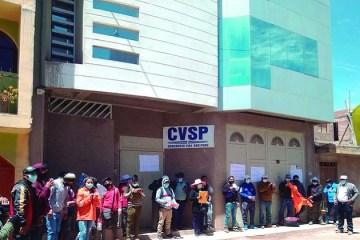 Piden a gobierno intervenir en subcontratos realizados en obra vial de Puno