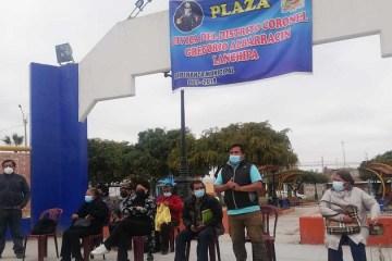 """Tacna: cuestionan millonaria construcción de """"Central Park"""" en G. Albarracín"""