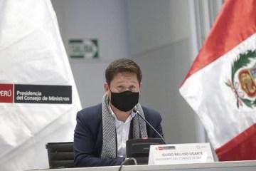 Titular de la PCM: solo unidos podemos vencer a la corrupción en el país