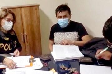 Arequipa: detienen a gobernador Elmer Cáceres por integrar presunta organización criminal
