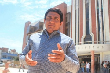 Contraloría dispuso investigación contra alcalde Wilder Guevara por irregularidades en obra vial