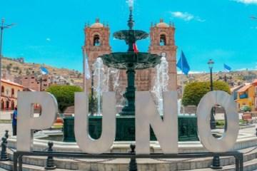 Contralor cumplirá este lunes 4 y martes 5 una jornada de supervisión y control en Puno