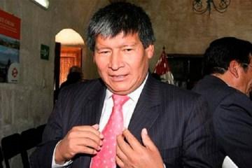 Oscorima Núñez acusado por cinco casos irregulares en firma con la OIM