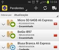 Rastreio Correios App