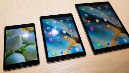 iPad Pro, iPad ou iPad Mini?