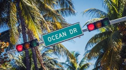 Alugando um carro em Miami
