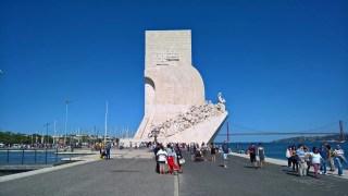 Roteiro de Lisboa: Padrão dos Descobrimentos, em Belém
