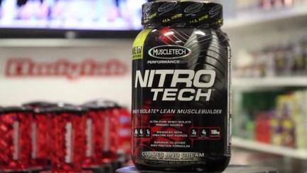 Nitro-Tech, MuscleTech