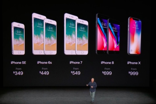 Preços de todos os modelos disponíveis na Apple Store dos eua