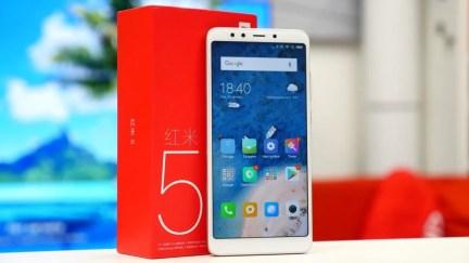 Redmi 5, Xiaomi