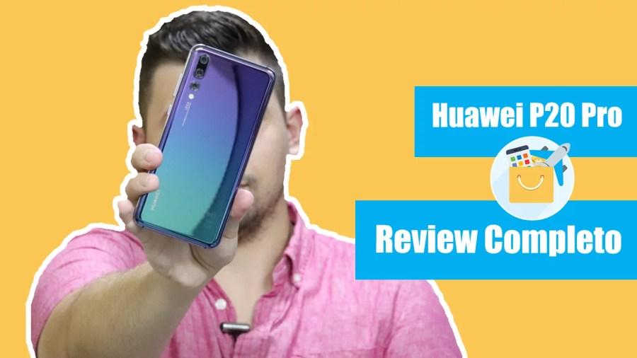 Análise Huawei P20 Pro