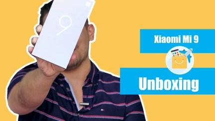 Unboxing Xiaomi Mi 9