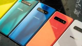 Galaxy S10 e S10+ nos EUA pela metade do preço: mito ou fato?