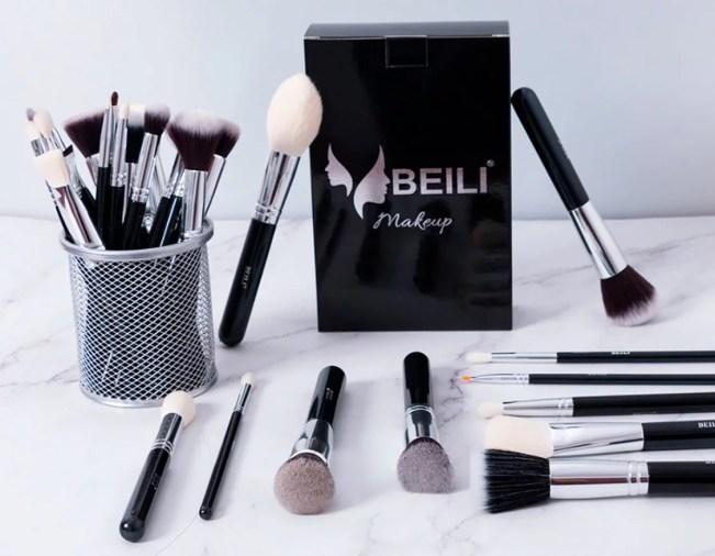 Kit de pincéis BEILI Official Store