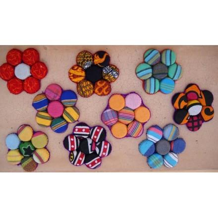 Taller productos reciclados Lamu- Afrikable
