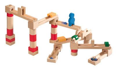 Juguetes de madera con certificado FSC, Se pueden encontrar en las tiendas Lidl