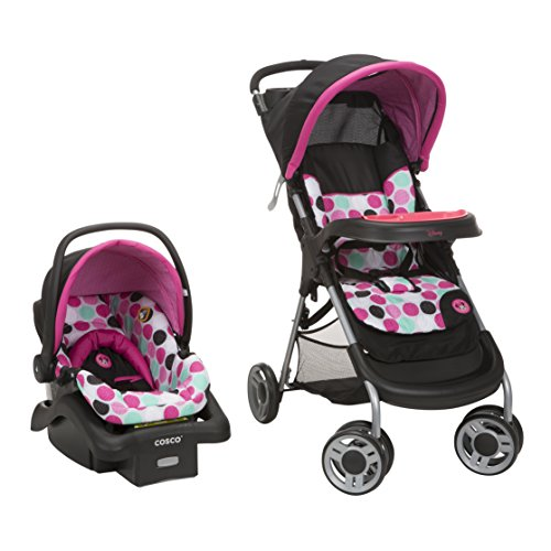Disney Baby Minnie Mouse Lift  Stroll Plus Travel System