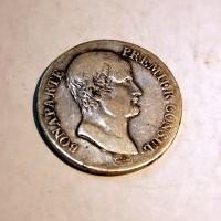 FRANCIA NAPOLEON BONAPARTE 1º CONSUL AN XI. A. M.B.C.- 5 FRANCOS.