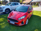 Ford Fiesta kinectic 2019