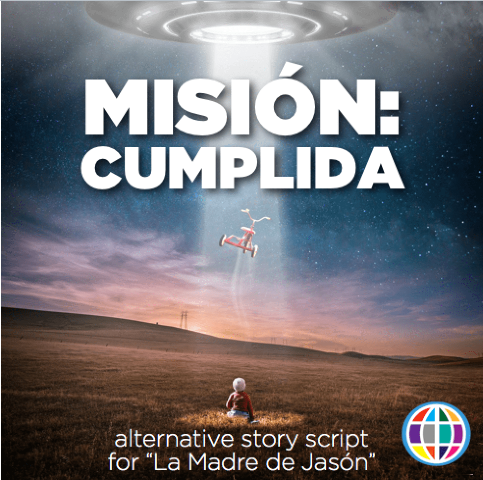 TPRS story script for preterite -er/-ir verbs Misión cumplida la madre de jasón