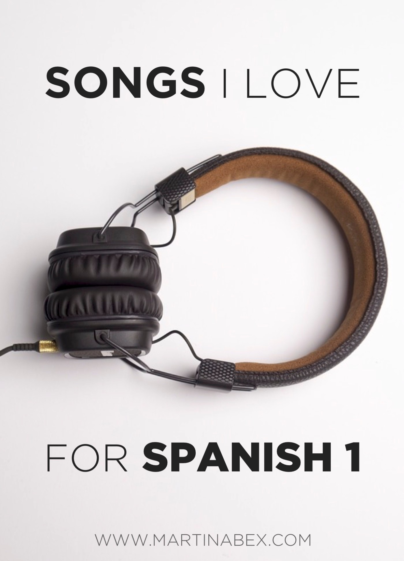 10 songs that are perfect for Spanish 1 + suggestions for how to use them effectively!