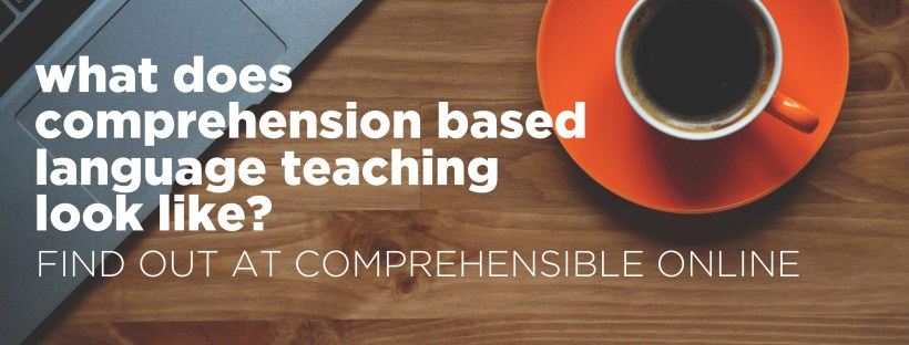 Get on-demand professional development this spring with Comprehensible Online! Save $25 when you register now with referral code « elicia19 ».