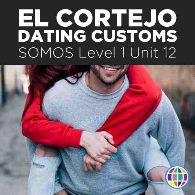 Learn about dating customs in Spanish speaking countries with this unit for Spanish students! Perfect for Valentine's day.